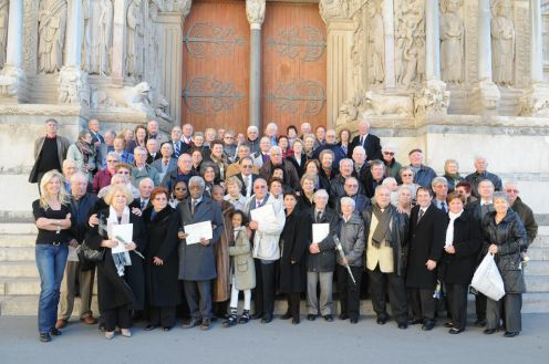 noces d'or groupe