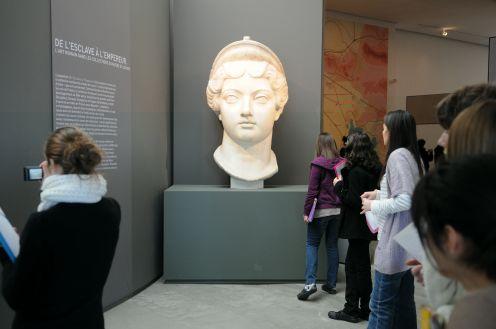 expo l'esclave et l'empereur mapa