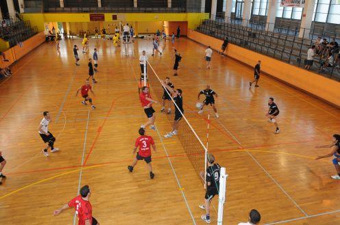 volley tournoi de rentree pm