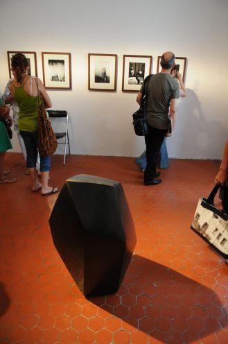 gouvion st cyr   ouverture vernissage Musee Reattu expo Chambres d'echo