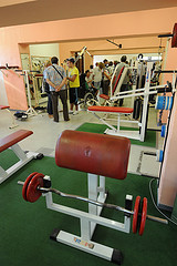 local musculation