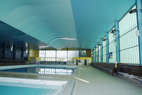 Arles info la piscine berthier fait sa rentr e for Horaire piscine les herbiers