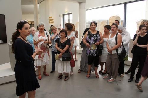 visite expo Rodin par le CCAS
