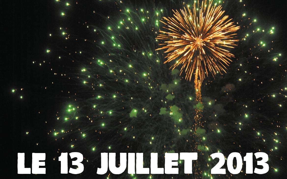13 juillet