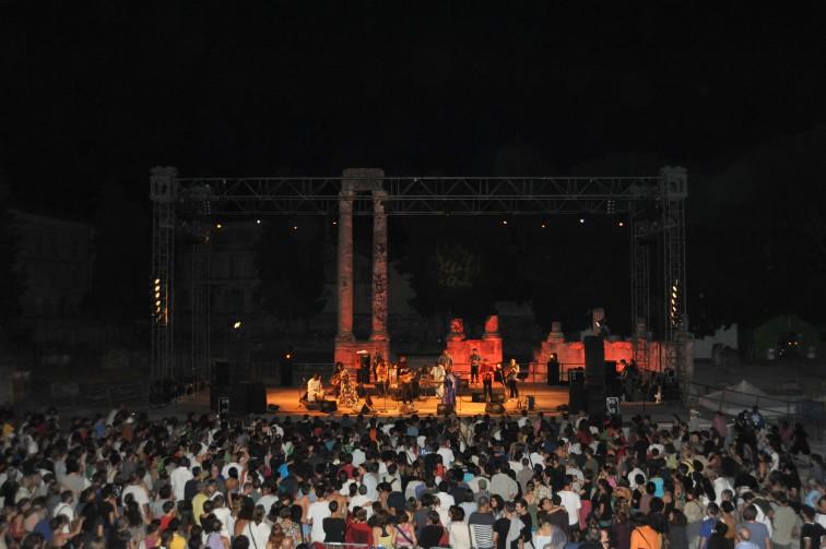 Les Suds à Arles pm concert AFROCUBISM