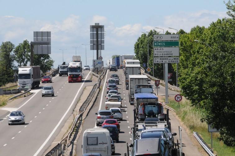 80 000 véhicules par jour circulent sur la RN 113, devenue dangereuse pour la population