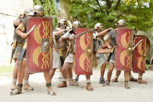 Arelate, camp romain