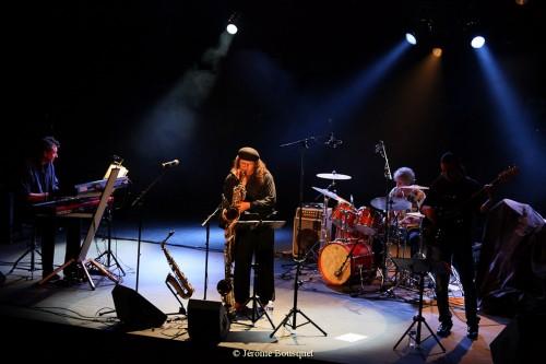 JJ Lion Group  en concert