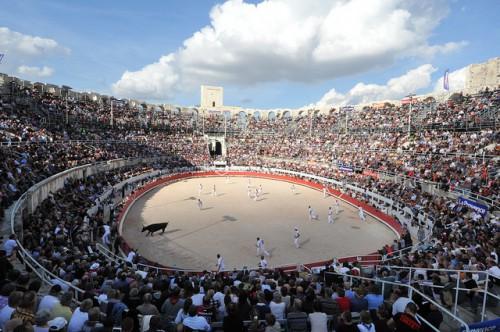 Finale du Trophée des As 2013 aux Arênes d'Arles