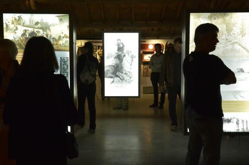 inauguration musée de la camargue