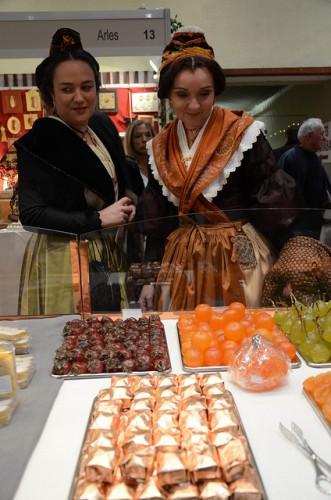 Inauguration du salon de Provence Prestige au Palais des Congrès d'Arles 9