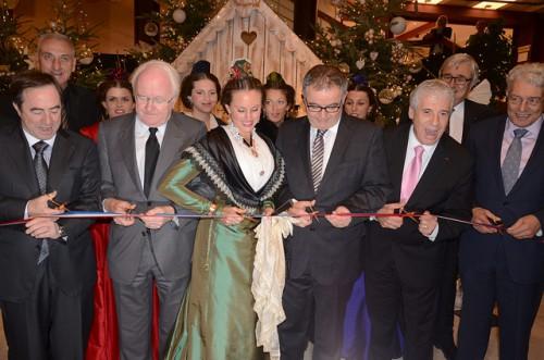 Inauguration du salon de Provence Prestige au Palais des Congrès d'Arles 4