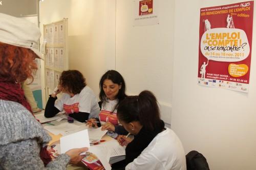 Rencontres de l'emploi ACCM 2012