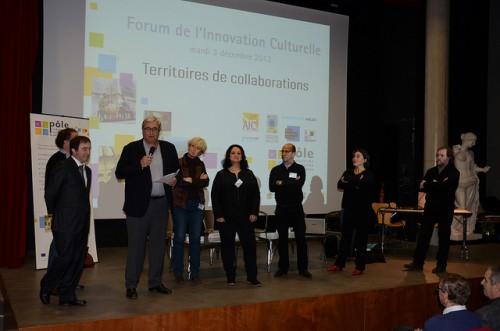 Forum de l'innovation culturelle MDAA