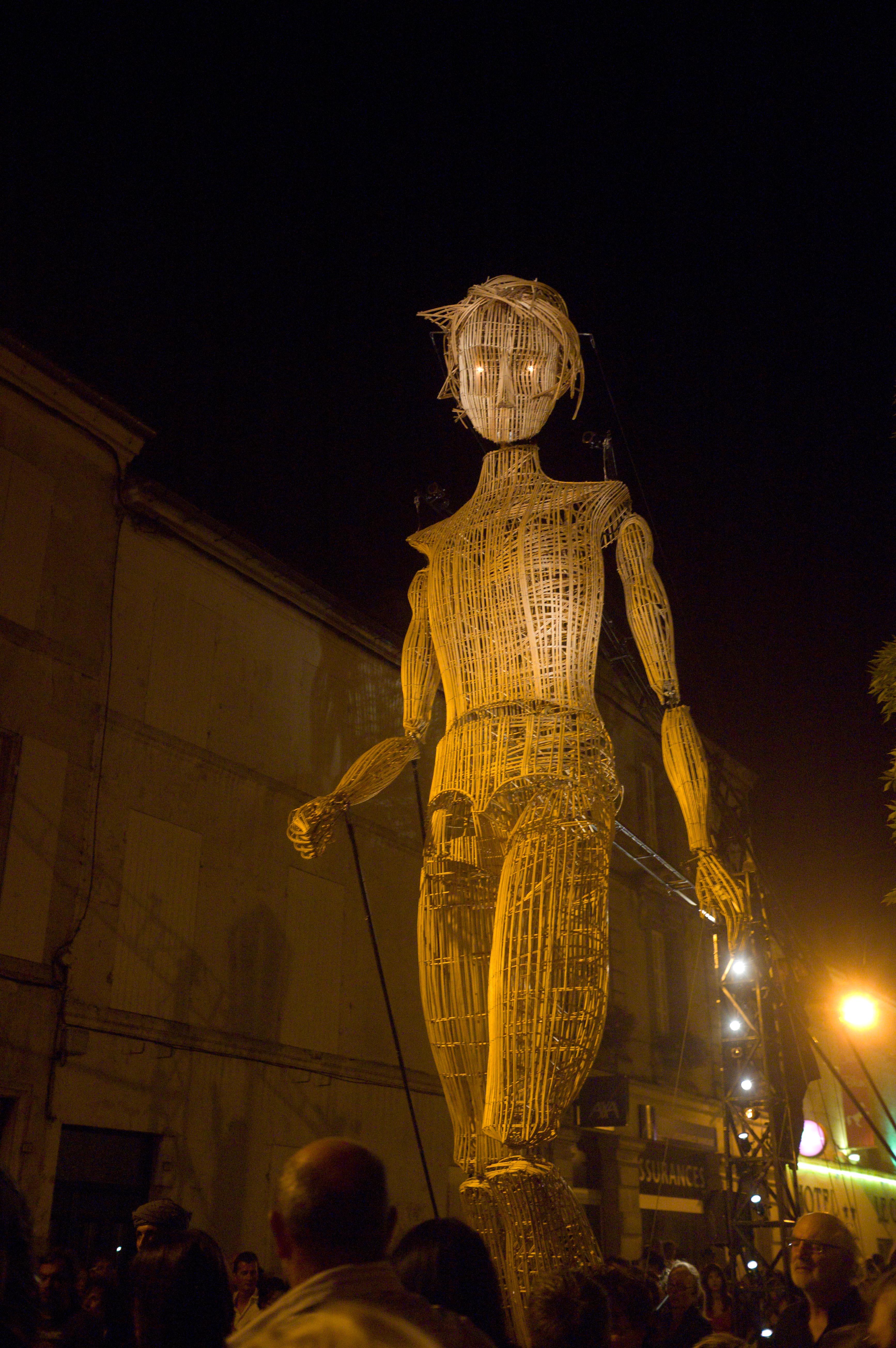 12 L'Homme debout - 'Vénus'