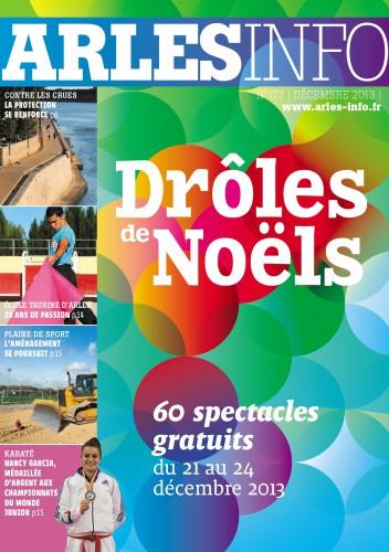 Arles Info décembre 2013