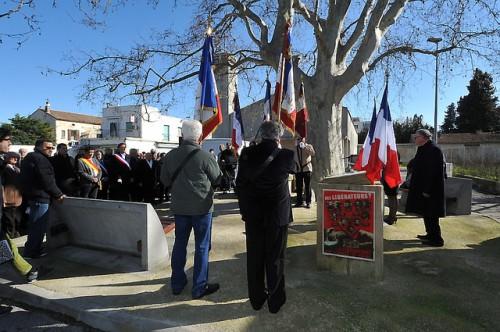 Commémoration de l'Affiche Rouge