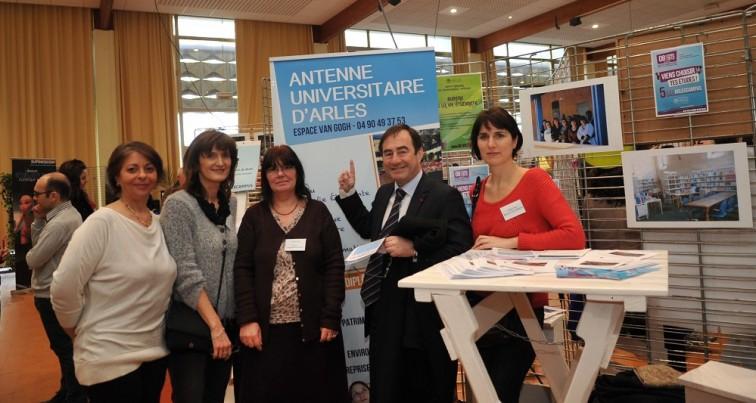 Arles Campus au Palais des Congrés d'Arles pm