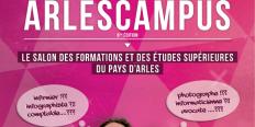 maquette affiche Arles campus2