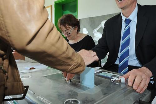 1er tour élections municipales