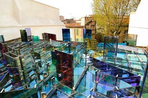 Inauguration de la Fondation Vincent Van Gogh Arles.