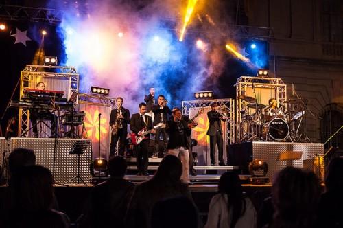 Concert Place Republique Feria Paques 2014