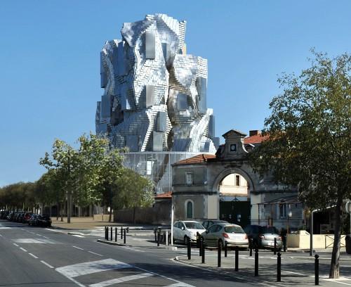 tour Gehry recadrée