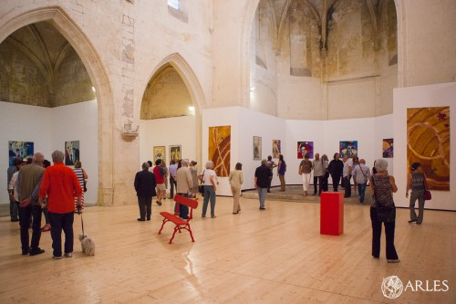 Vernissage exposition René Dauby
