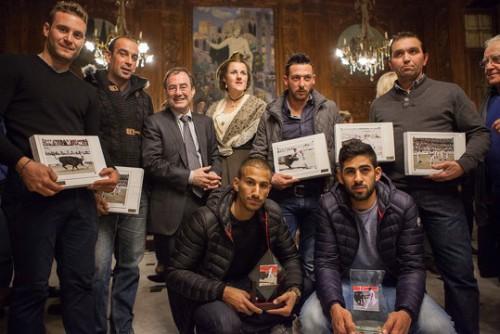 Trophées de la commission taurine extra-municipale 2014