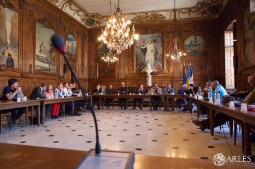 Conference de presse bilan Feria Paques 2015
