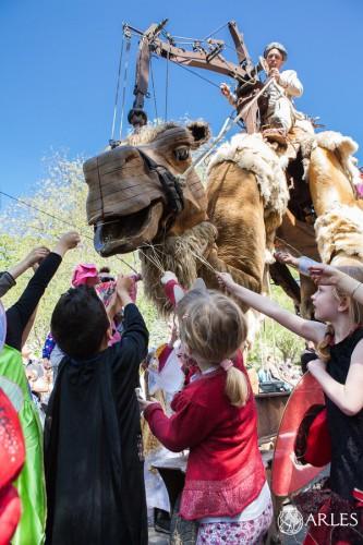 Carnaval 2015 à Arles