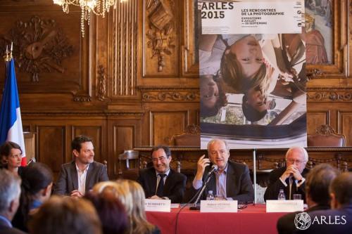 Conférence de presse des RIP 2015