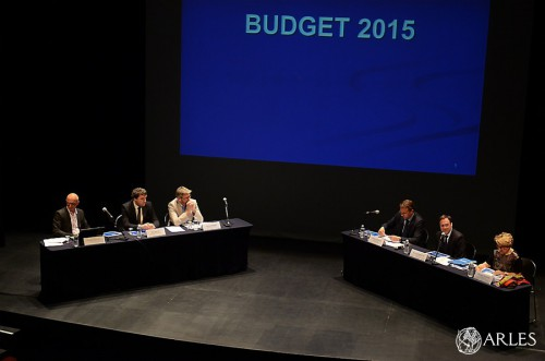 réunion publique budget 2015