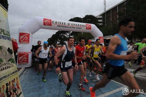 marathon Arles-Les Alpilles 2015