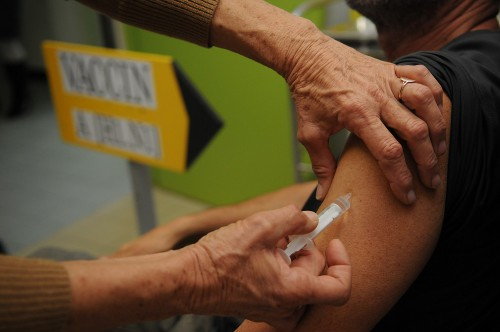 vaccination grippe A H1N1 pm