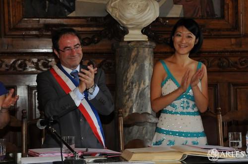 Fleur Pellerin signature pacte culturel