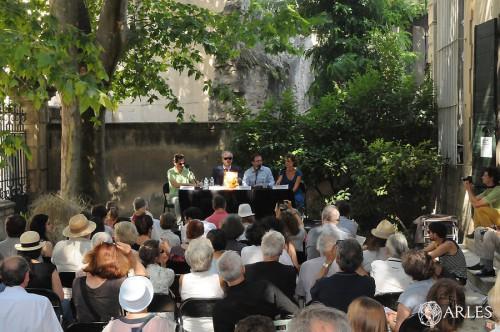 Conference de presse rencontres d arles 2016