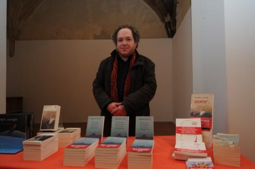 mathias enard prix goncourt des lyceens en lecture au mejan pm