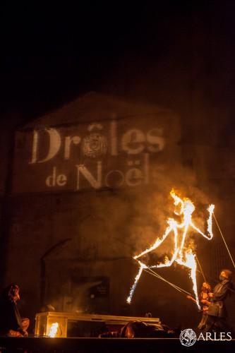 Drôles de Noël 2015 à Arles