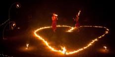 les amants flammes droles de noels 2015