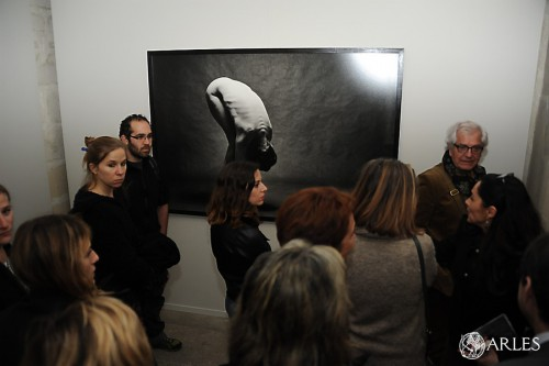 Vernissage exposition Imago au Musée Réattu