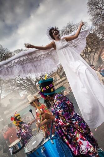 Carnaval 2016 à Arles