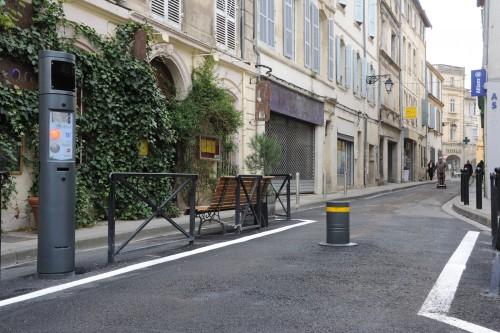 plan de stationnement pm *** Local Caption *** plan de stationnement nouvelles bornes et totems d'accès centre ville, horodateurs, voitures garées
