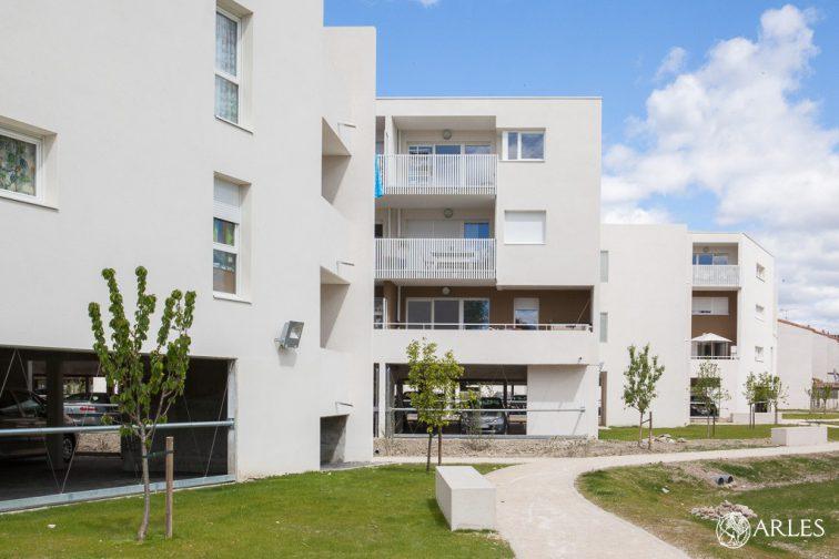 Inauguration livraison de 101 logements sociaux au Clos des Cantonniers, 12 avenue de la Libération à Arles