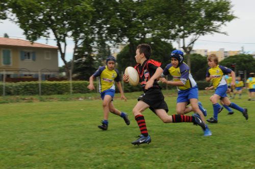 tournoi anniveraire des 50 ans du club de rugby pm entente rugby club arlesien rugby club de fourques