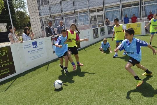 Arles euro street foot à Mas-Thibert