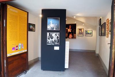 Arles info l atelier du midi la galerie dans la maison for Garage du midi les vans