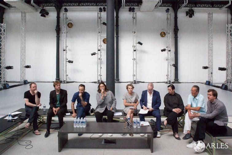Présentation du programme été 2016 de Luma Arles au parc des Ateliers.