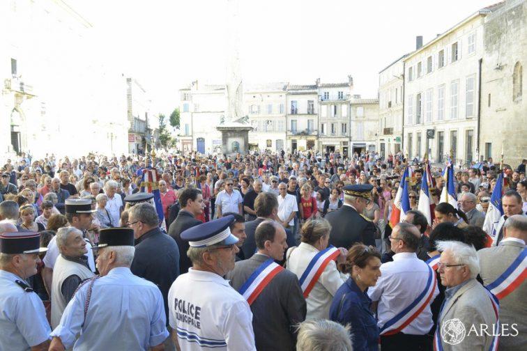 hommage victimes attentat de nice