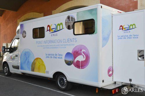 bureau mobile accm eaux